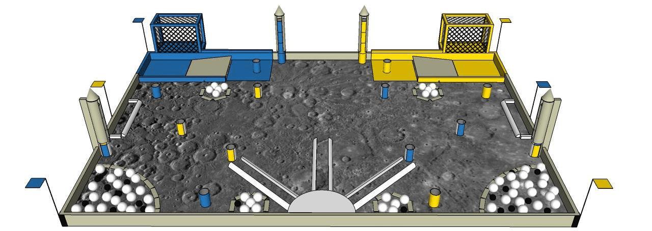 2017 Moon Village